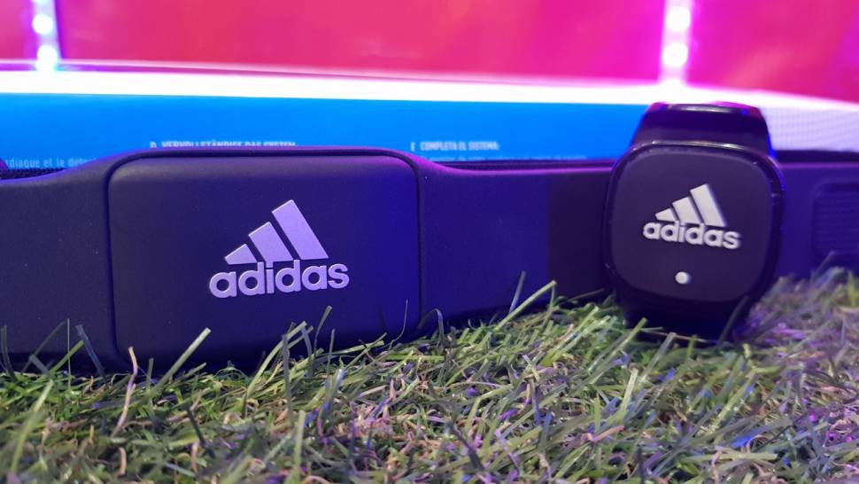 Пульсометр Adidas miCoach Heart Rate Monitor